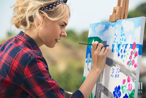 Therapeutic Art For All Ages