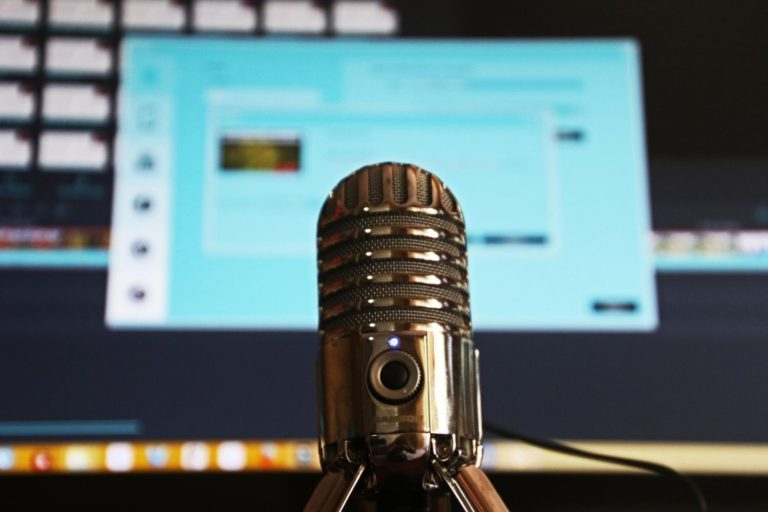 Start a podcast on anchor.fm with free hosting, automatic sponsorships, mobile apps on iOS and android for recording and editing, and one click distribution.