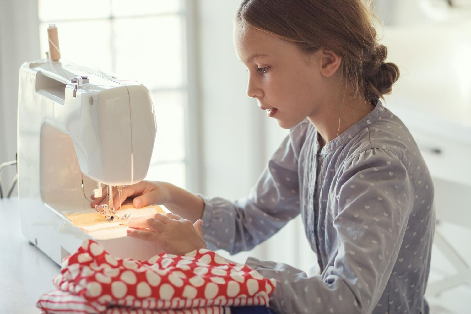 Sewing 101: For Kids
