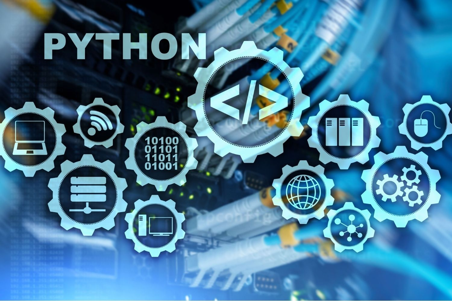 Learn Python programming from scratch.