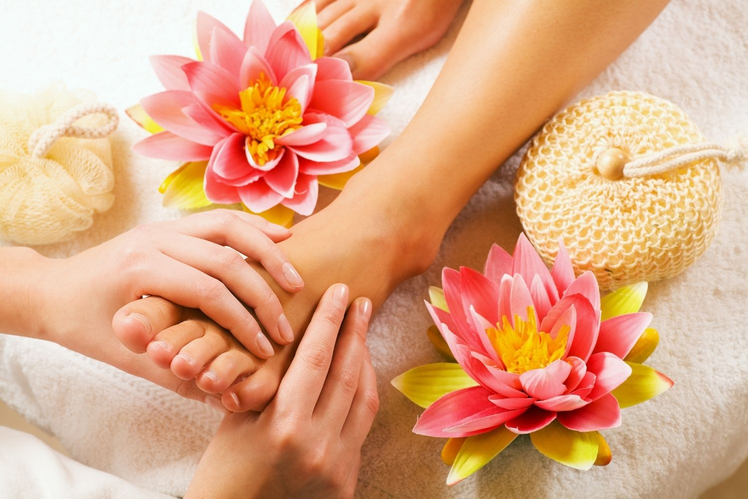 Learn more about reflexology and its benefits