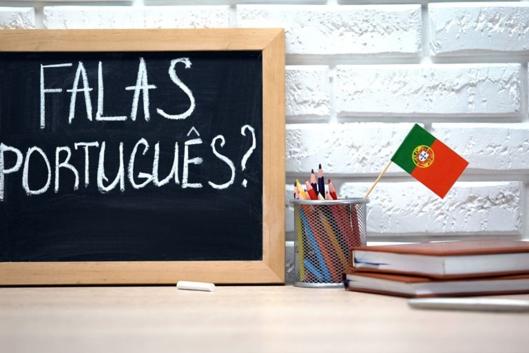Learn how to speak Portuguese with these 3-minute video lessons.