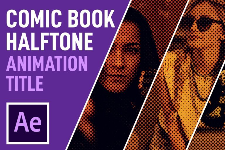 Start learning Adobe After Effects by creating a Comic Book Intro Animation in this quick and easy course.