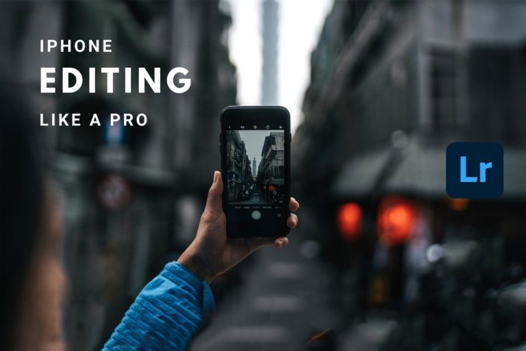 Create stunning edits with nothing more than your iPhone or similar device.
