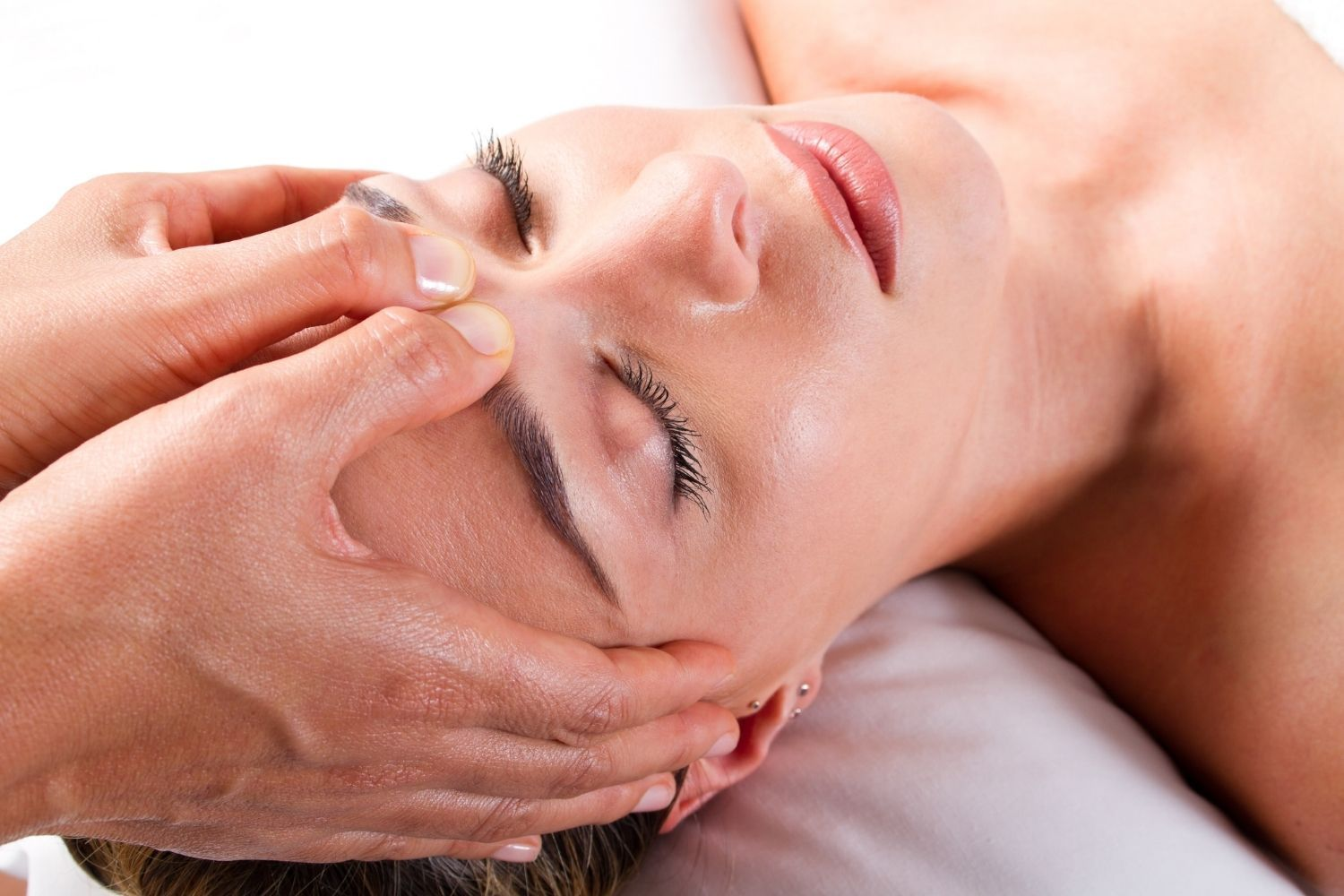 Learn how to use acupressure massage to become healthier by treating your own health conditions naturally!