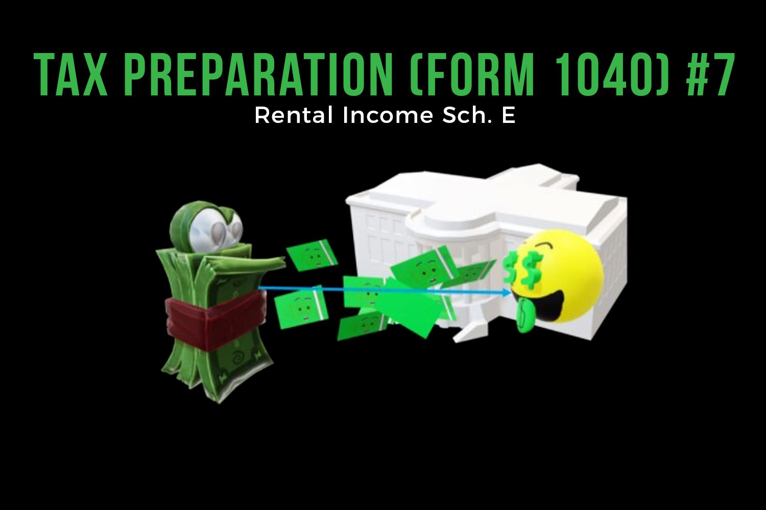 Learn about taxation related to rental income