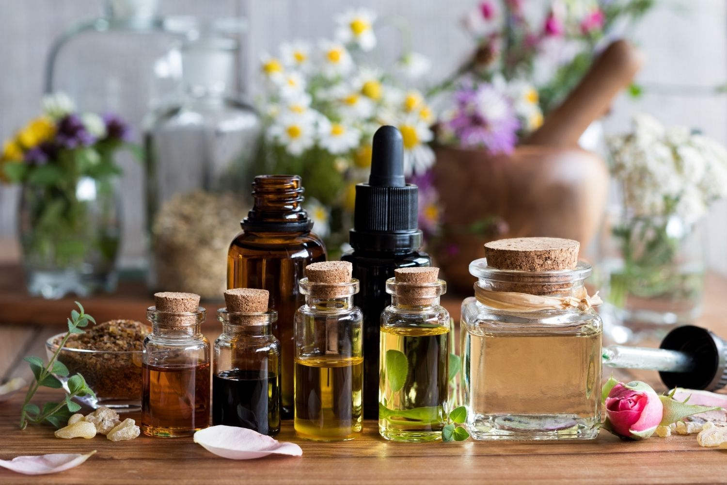 Transform your massage business by using aromatherapy essential oils and see incredible results with your clients!