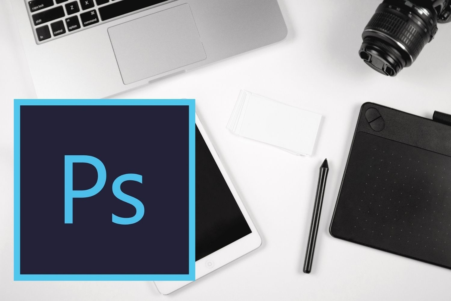 Master Adobe Photoshop for graphic design, photography, retouching, digital painting and illustration, and animation.