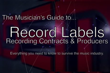 Everything you need to know to survive the music industry - recording contracts, deals, and how labels work.