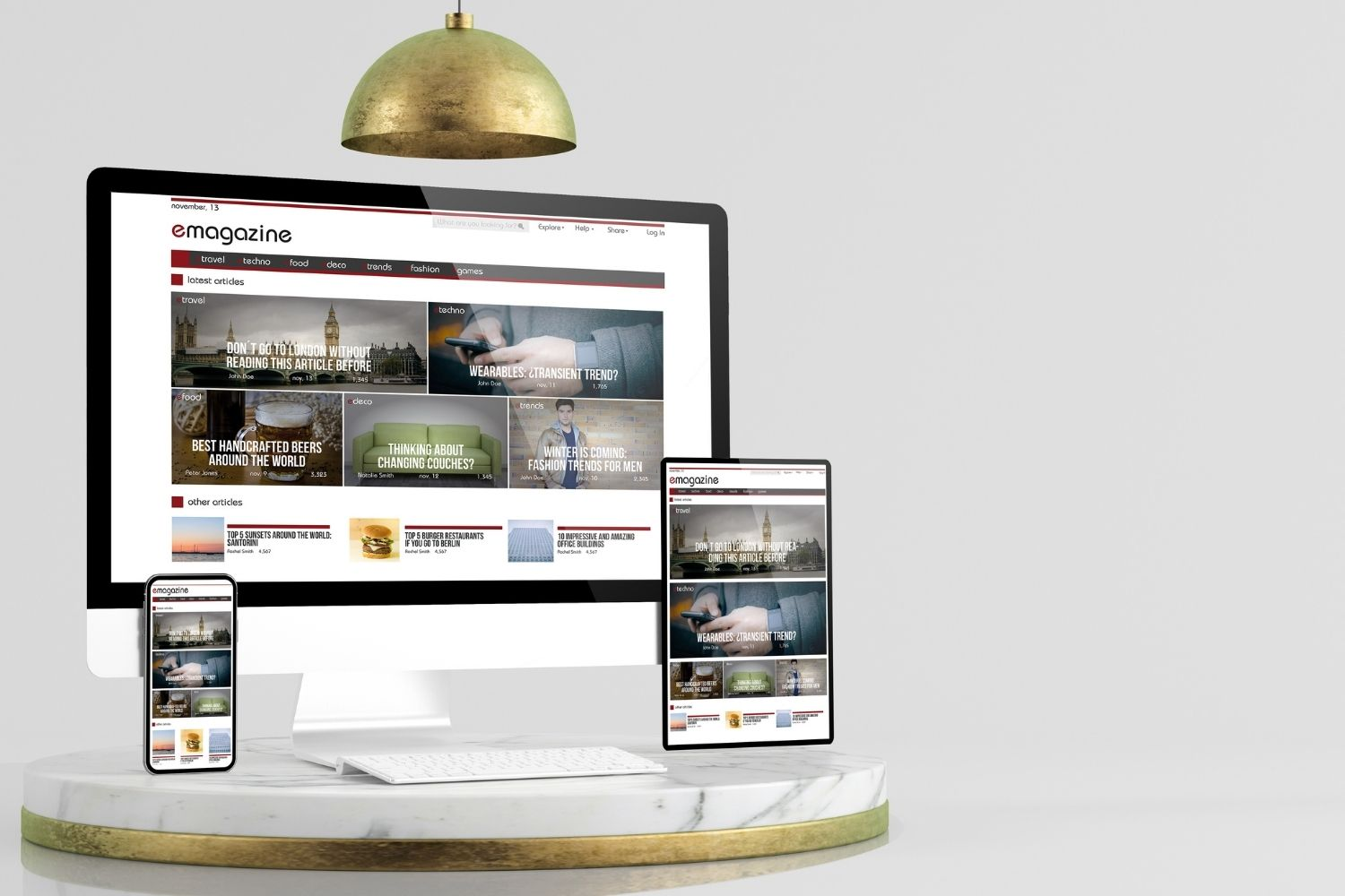 Explore how you can create 5 different fully responsive mobile ready websites CSS Grid CSS Flexbox Floats Plus.