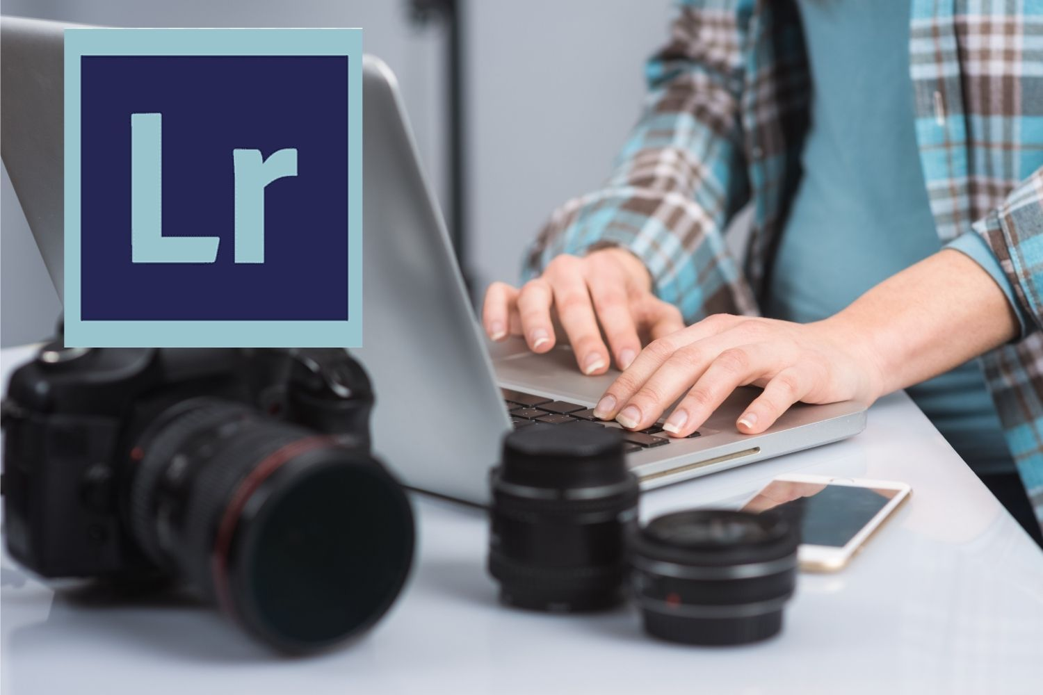 Learn how to use Adobe Lightroom Classic and Adobe Lightroom CC like a pro with this step-by-step course!